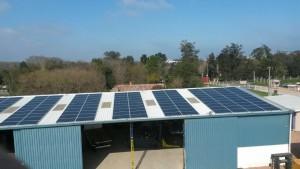 Planta Fotovoltaica 2