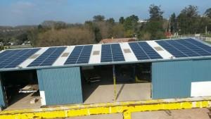 Planta Fotovoltaica 7